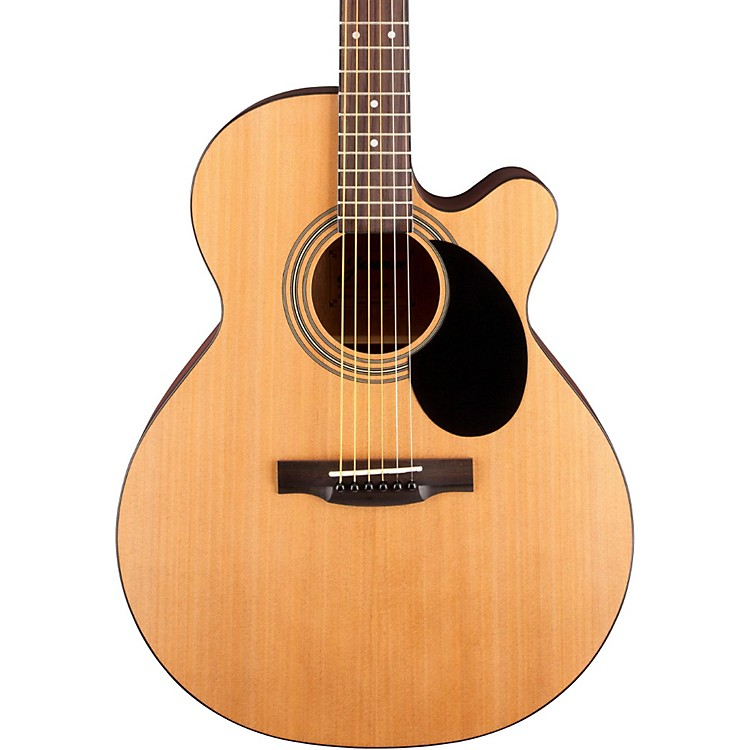 JasmineS-34C Cutaway Acoustic GuitarNatural