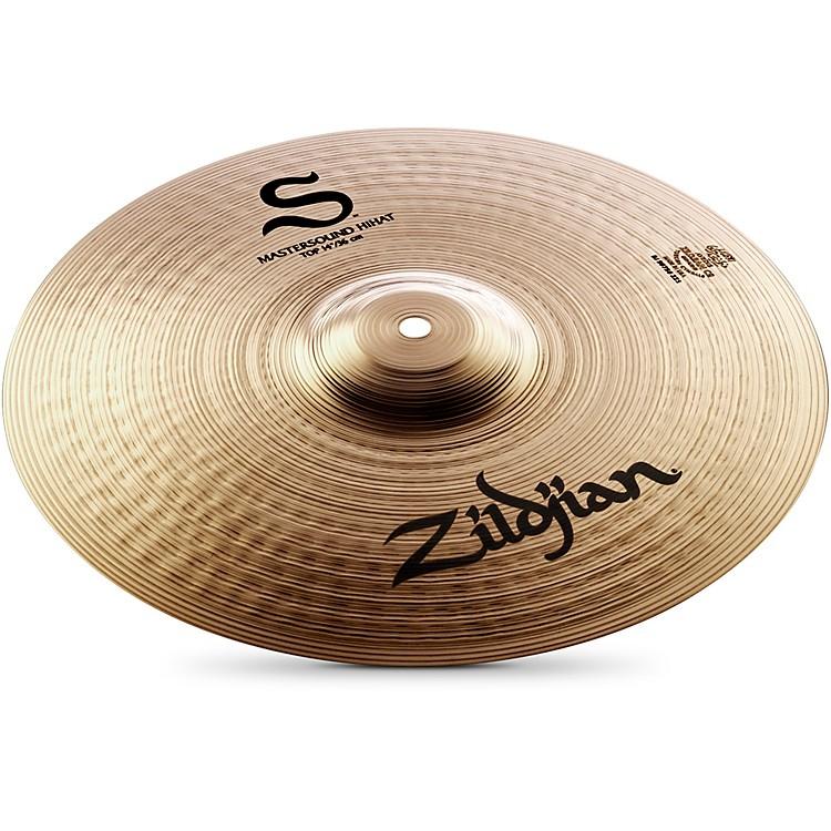 ZildjianS Family Mastersound Hi-Hat Top14 in.