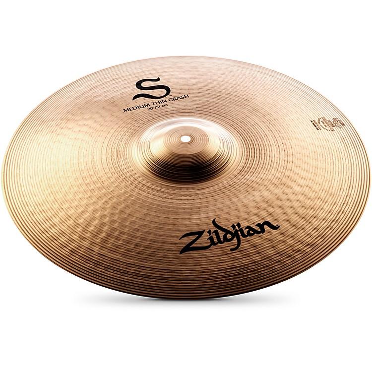 ZildjianS Family Medium Thin Crash20 in.