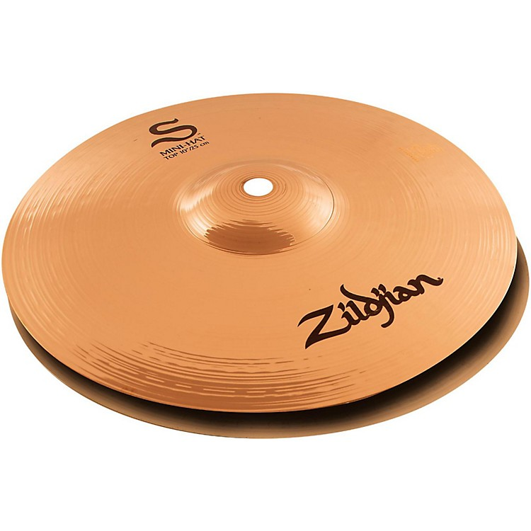 Zildjian S Family Mini Hi-Hat Bottom 10 in.
