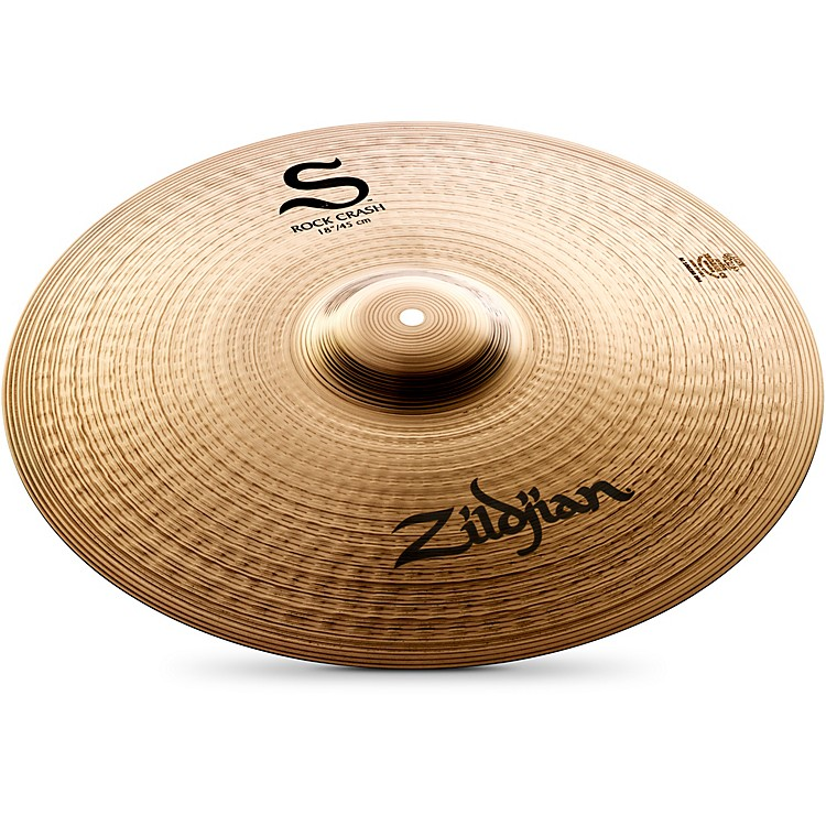 Zildjian S Family Rock Crash 18 in.