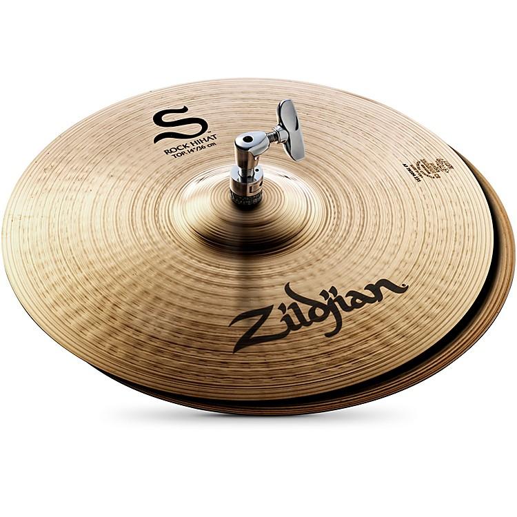 ZildjianS Family Rock Hi-Hats14 in.