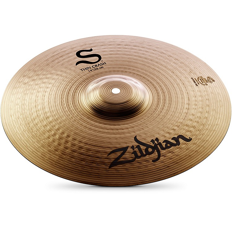 Zildjian S Family Thin Crash 14 in.