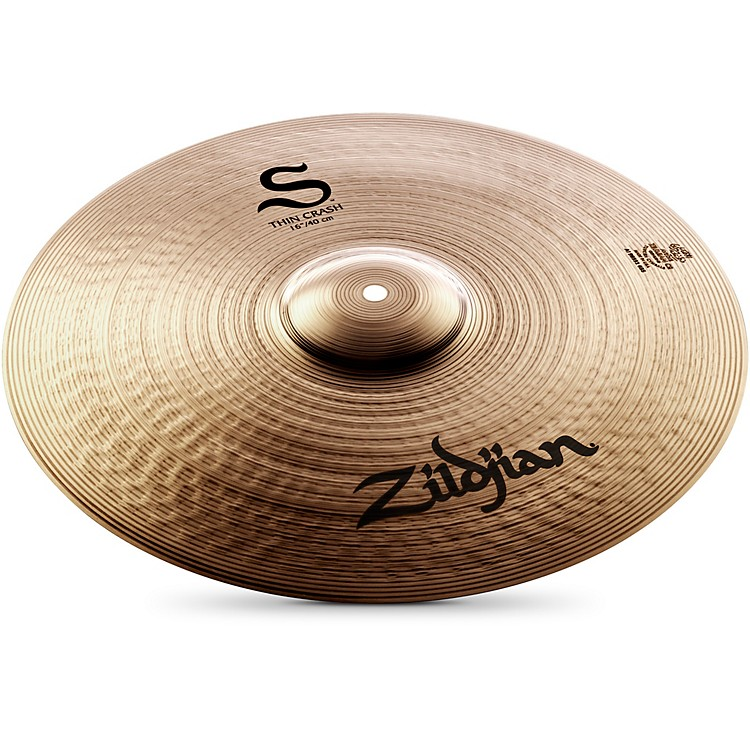 Zildjian S Family Thin Crash 16 in.