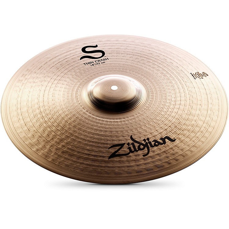 Zildjian S Family Thin Crash 18 in.