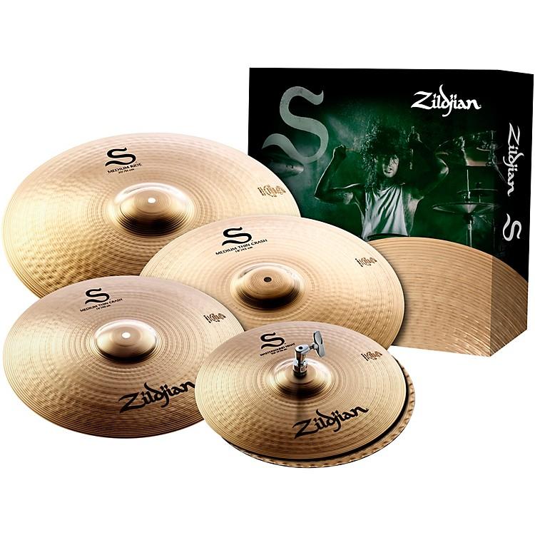 ZildjianS Performer Cymbal Set