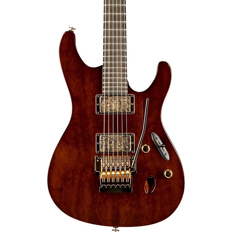 IbanezS Prestige Uppercut Series S6UC Electric GuitarDark Mocha