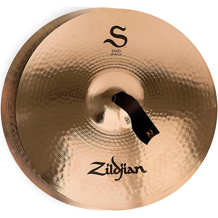 ZildjianS Series Band Cymbal Pair18 in.