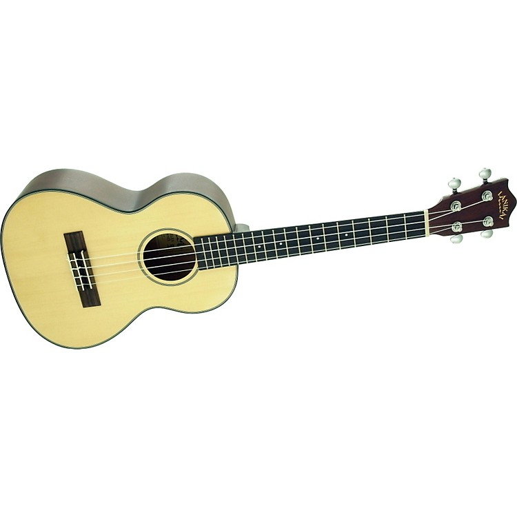 Lanikai S-T Solid Spruce Series Tenor Ukulele Gloss Natural