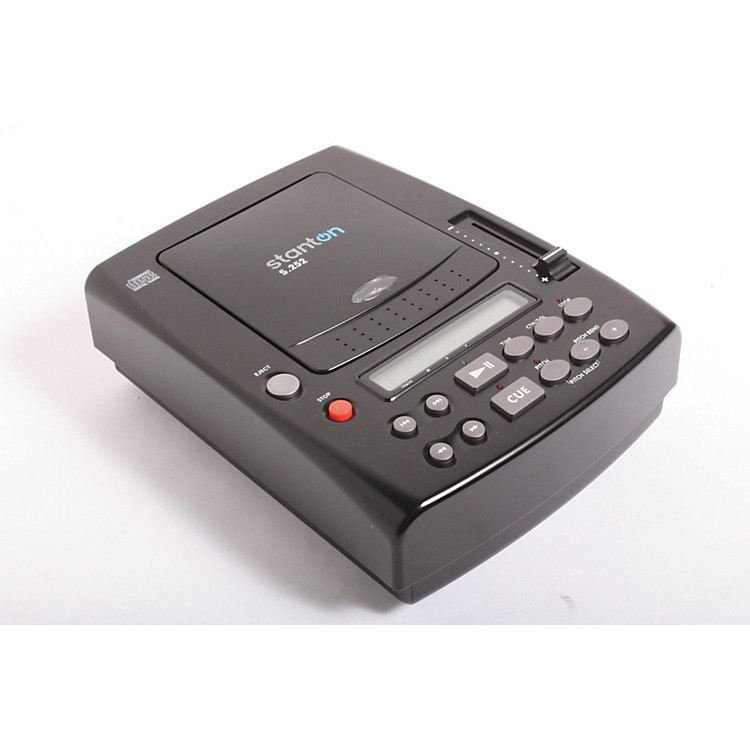 Stanton S.252 Tabletop CD Player  889406539679