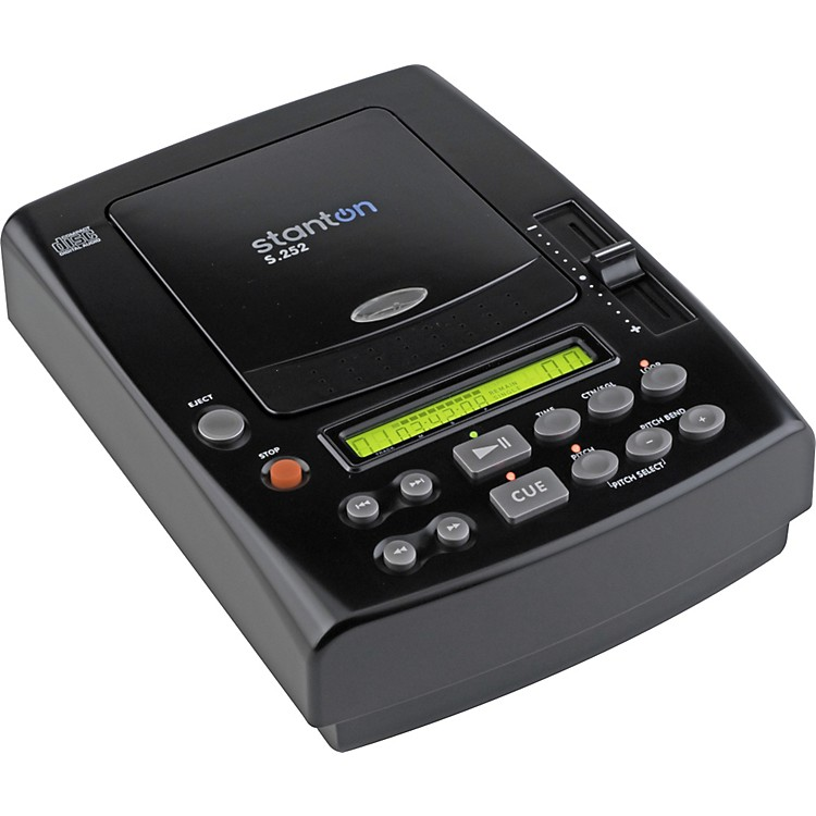 Stanton S.252 Tabletop CD Player