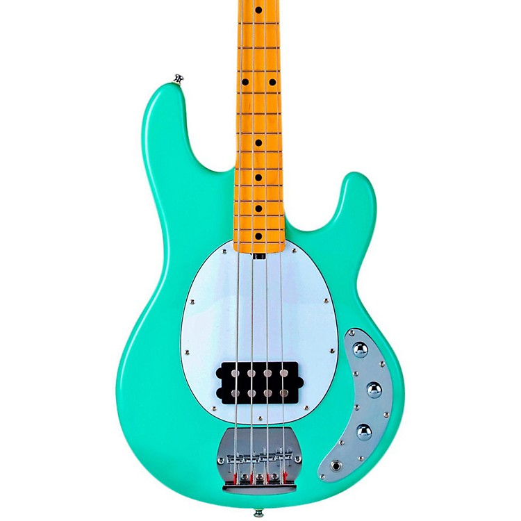 Sterling by Music Man S.U.B. Ray4 Bass Guitar Mint Green
