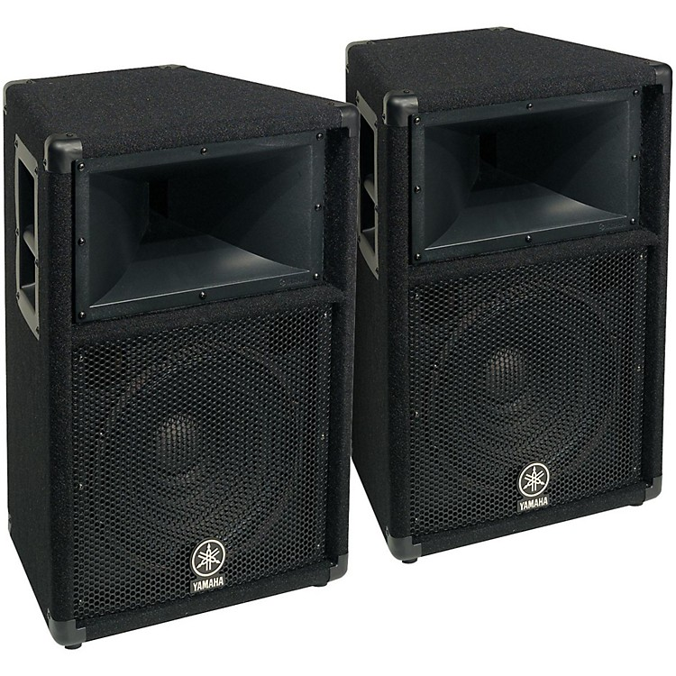 YamahaS112V Speaker Pair