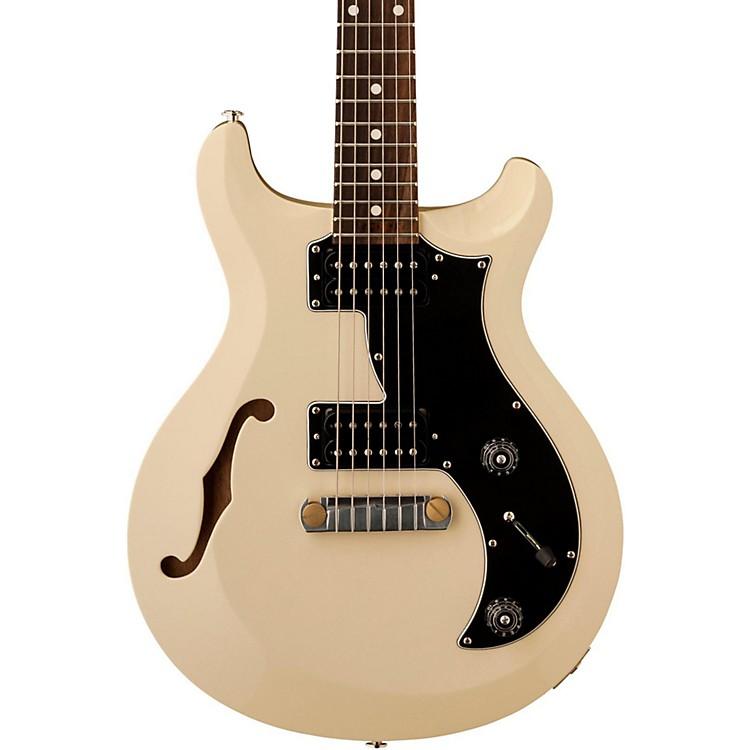 PRSS2 Mira Semi-Hollow Electric GuitarAntique White