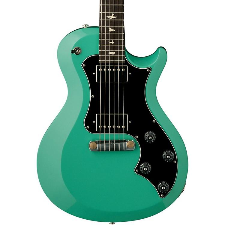 PRSS2 Singlecut Standard Bird Inlays Electric GuitarSea Foam Green
