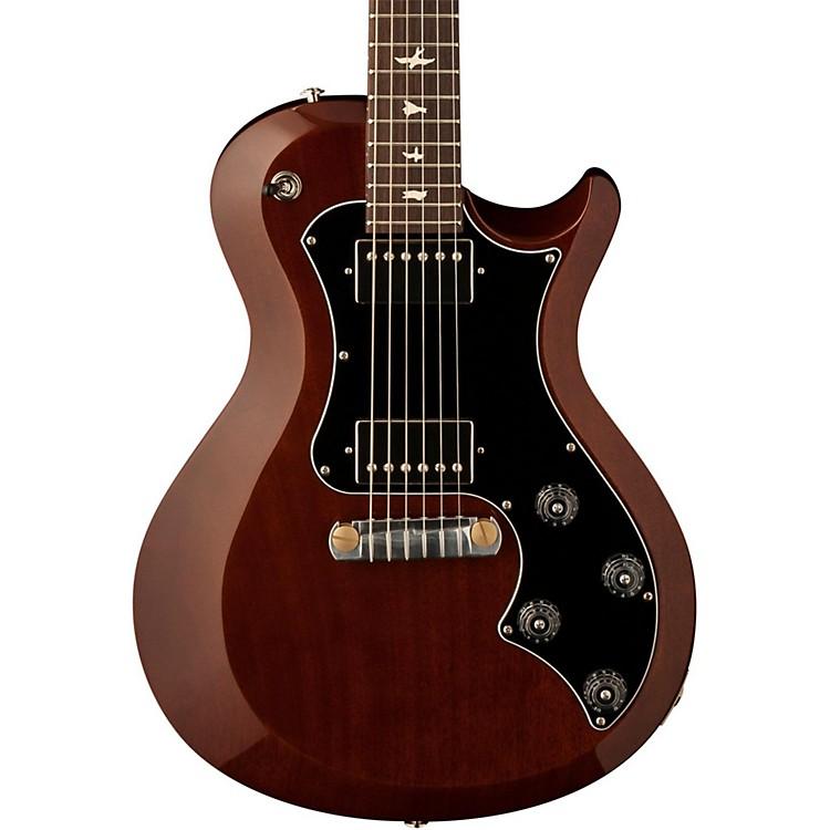 PRSS2 Singlecut Standard Bird Inlays Electric GuitarSienna
