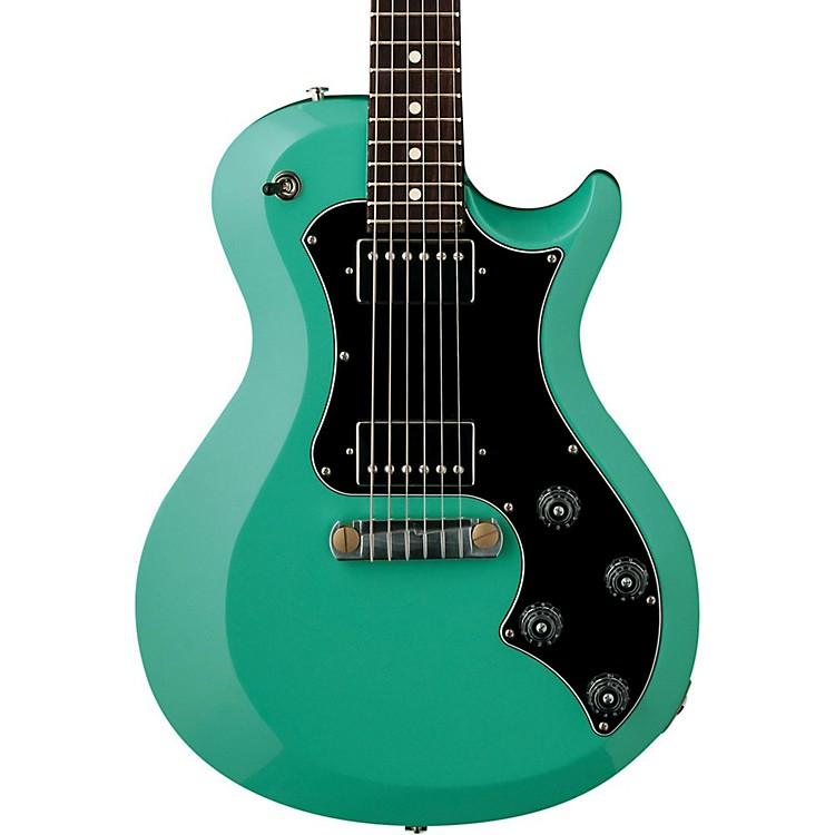 PRSS2 Singlecut Standard Dot Inlays Electric GuitarSea Foam Green