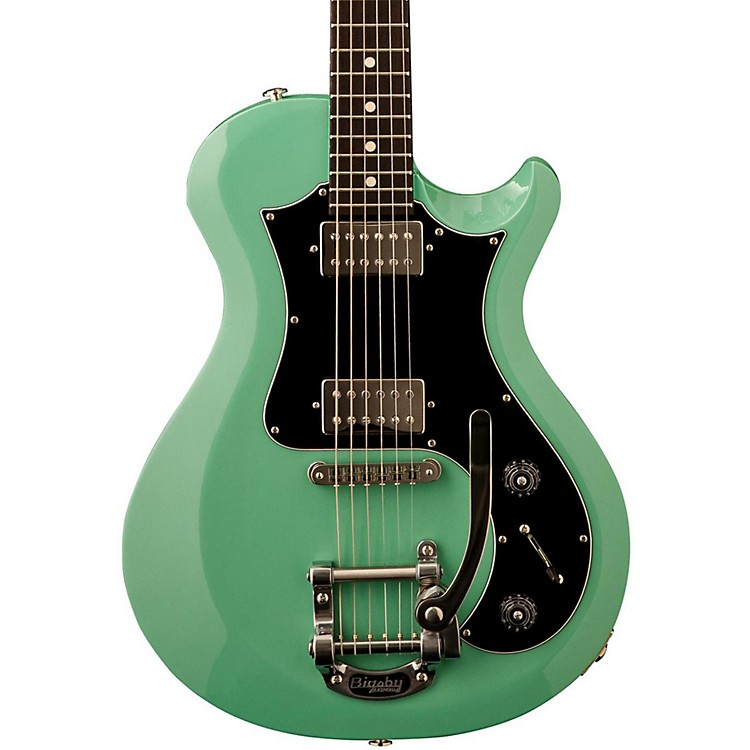 PRS S2 Starla Electric Guitar Sea Foam Green