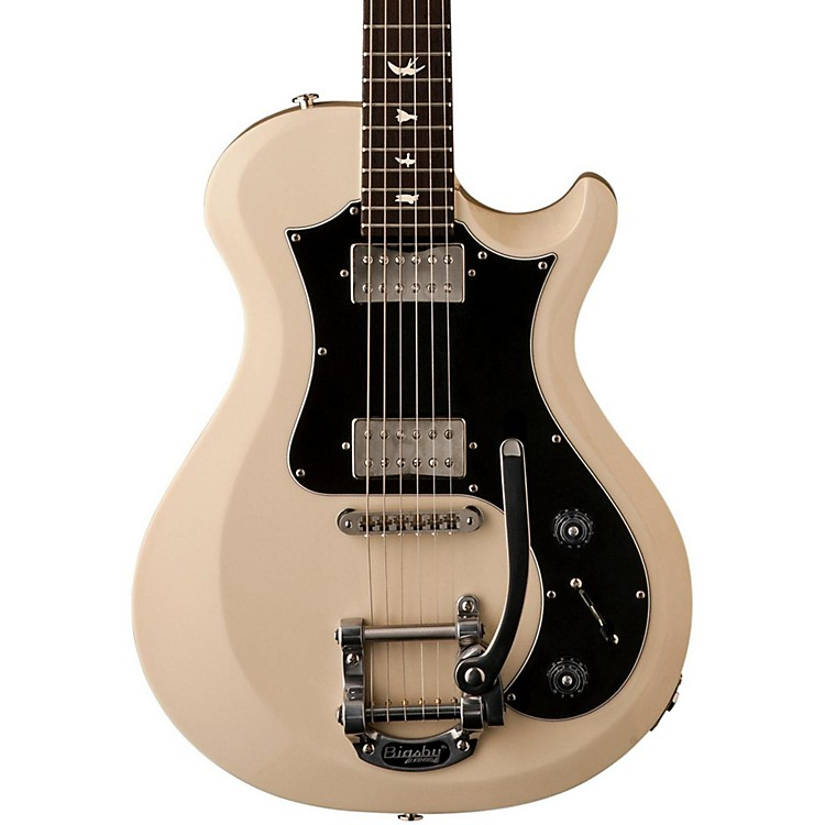 PRSS2 Starla With Bird Inlays Electric GuitarAntique White