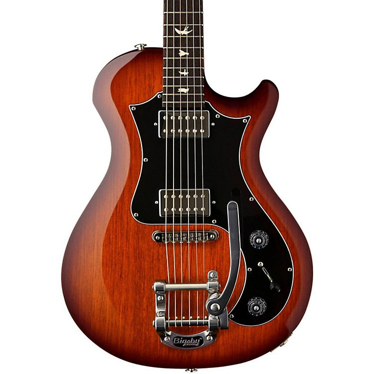 PRSS2 Starla With Bird Inlays Electric GuitarMcCarty Tobacco Sunburst