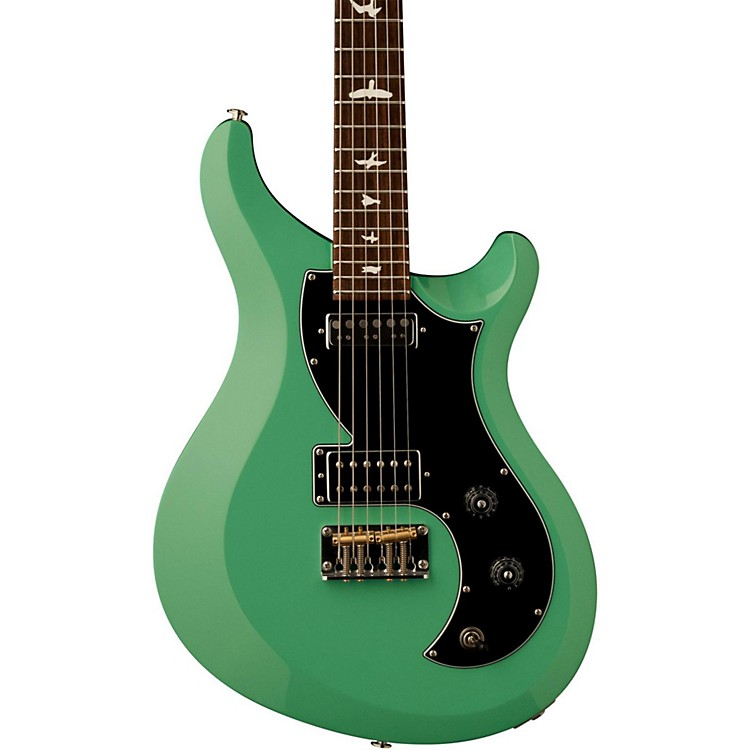 PRSS2 Vela Bird Inlays Electric GuitarSea Foam Green