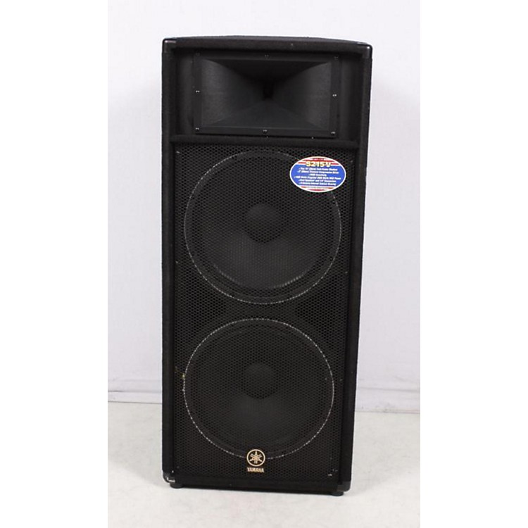Yamaha S215V Club Series V Speaker Regular 886830446962