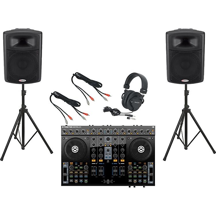 Native InstrumentsS4 / Harbinger APS15 DJ Package