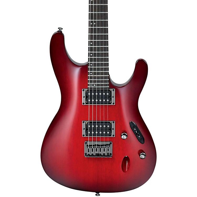 IbanezS521 S Series Electric GuitarBlackberry Sunburst