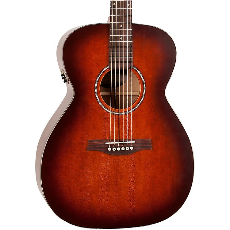 seagull s6 concert hall acoustic electric guitar music123. Black Bedroom Furniture Sets. Home Design Ideas