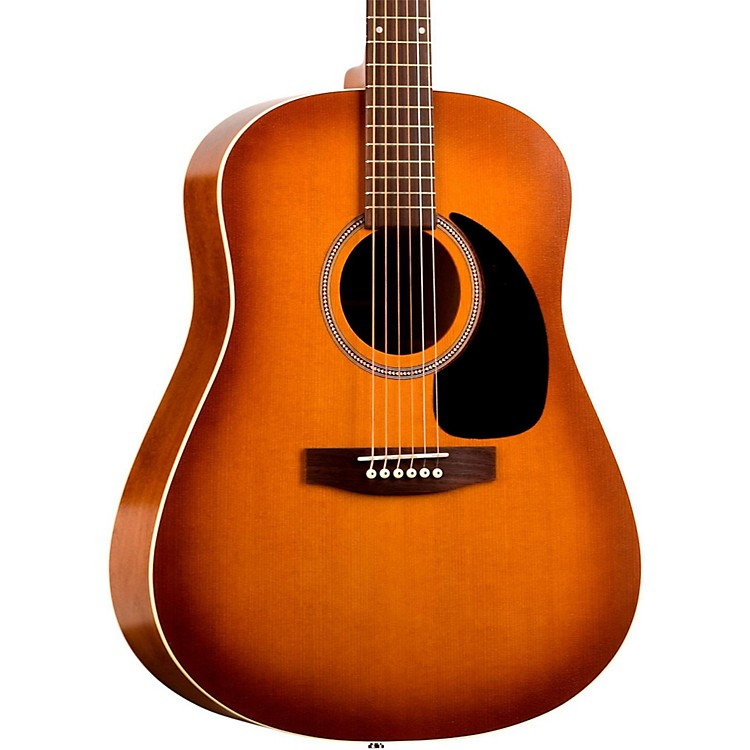 Godin S6 Entourage Acoustic Guitar Rustic Burst