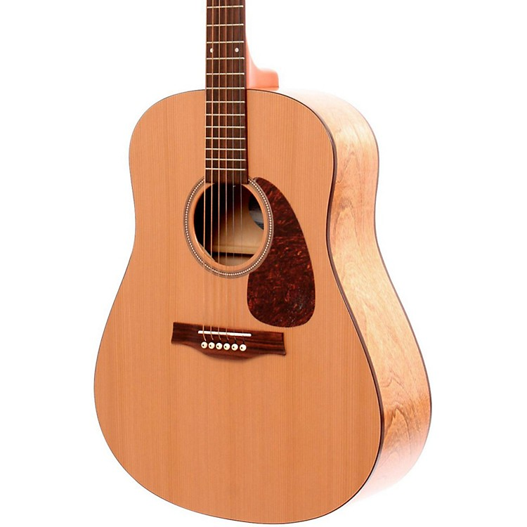 Seagull S6 Original Q1 Acoustic-Electric Guitar Natural