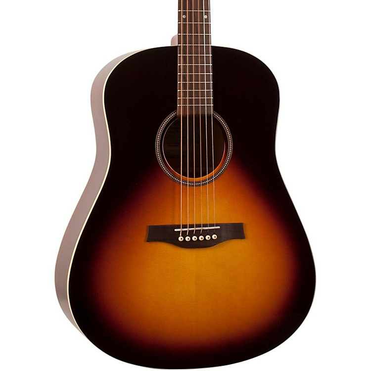 SeagullS6 Spruce GT Acoustic GuitarSunburst