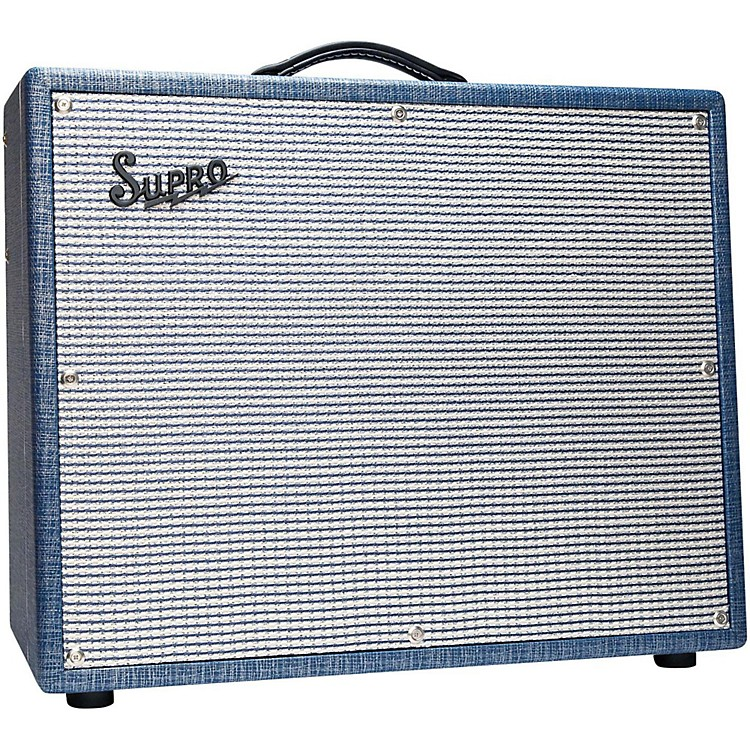SuproS6420 Thunderbolt 35W 1x15 Tube Guitar Combo Amp