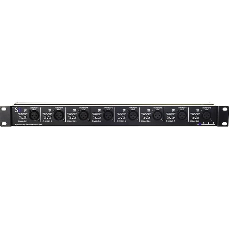 ARTS8 8-Channel Balanced Mic Splitter