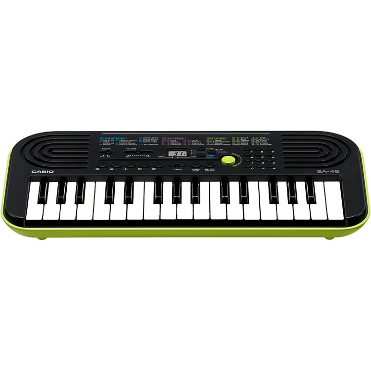 CasioSA-46 Mini Keyboard