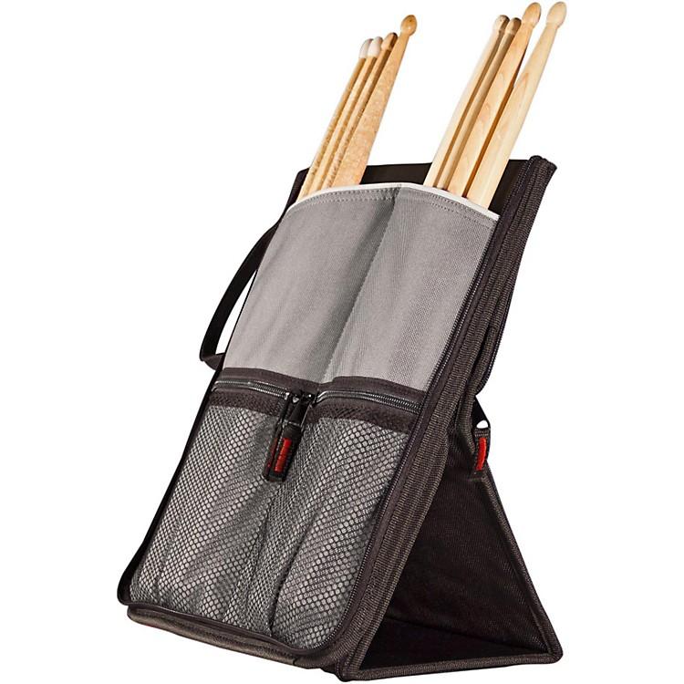 SabianSABIAN SSF12 STICK FLIP STICK BAG BLACK WITH REDBlack with Gray