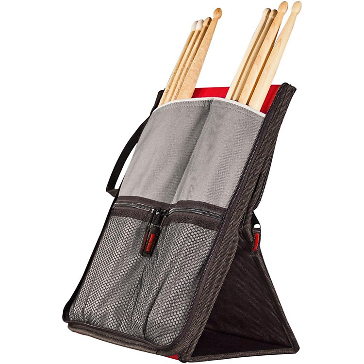 SabianSABIAN SSF12 STICK FLIP STICK BAG BLACK WITH REDBlack with Red