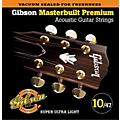 SAG-MB10 Masterbuilt Premium Phosphor Bronze Acoustic Strings