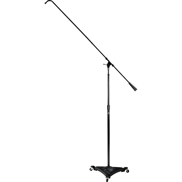 Atlas Sound SB11WE Studio Boom Mic Stand with Air Suspension Ebony