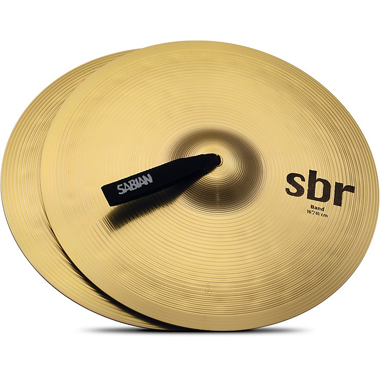 Sabian SBR Band Cymbal Pair 16 in.