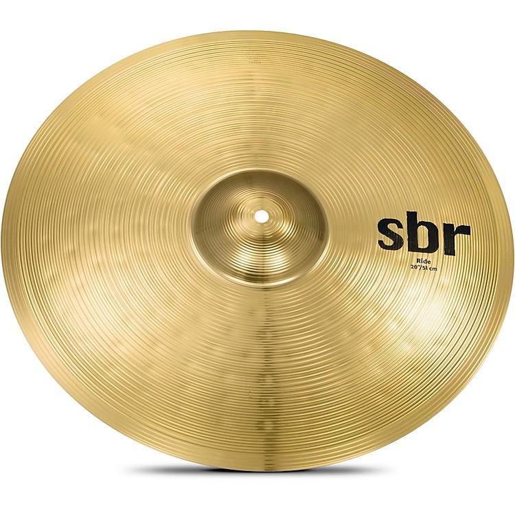 SabianSBr Ride Cymbal20 in.