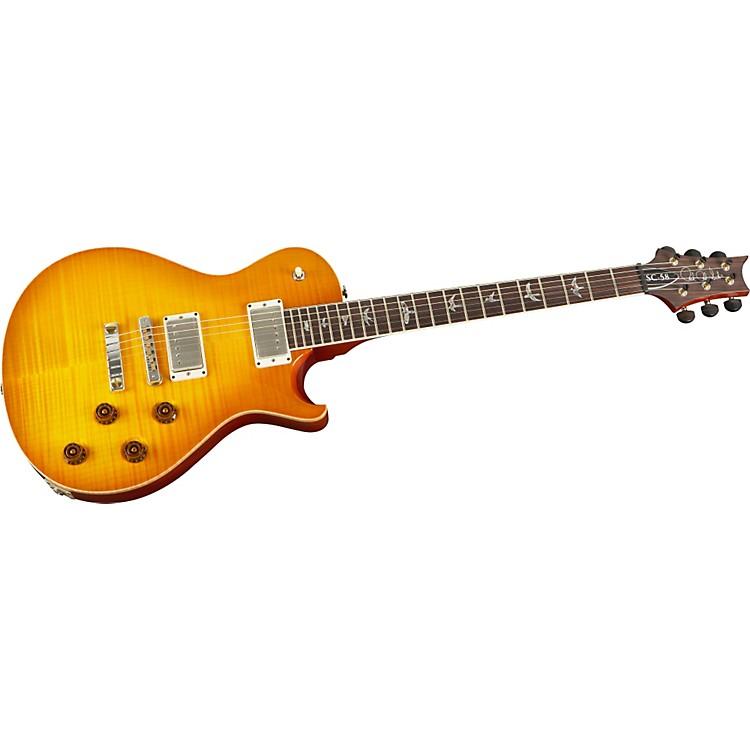 PRSSC 58 Nickel Hardware Electric GuitarGold Top