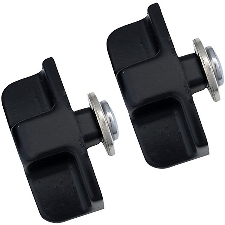 Gibraltar SC-TS Toe Stop for Pedalboards 2-Pack