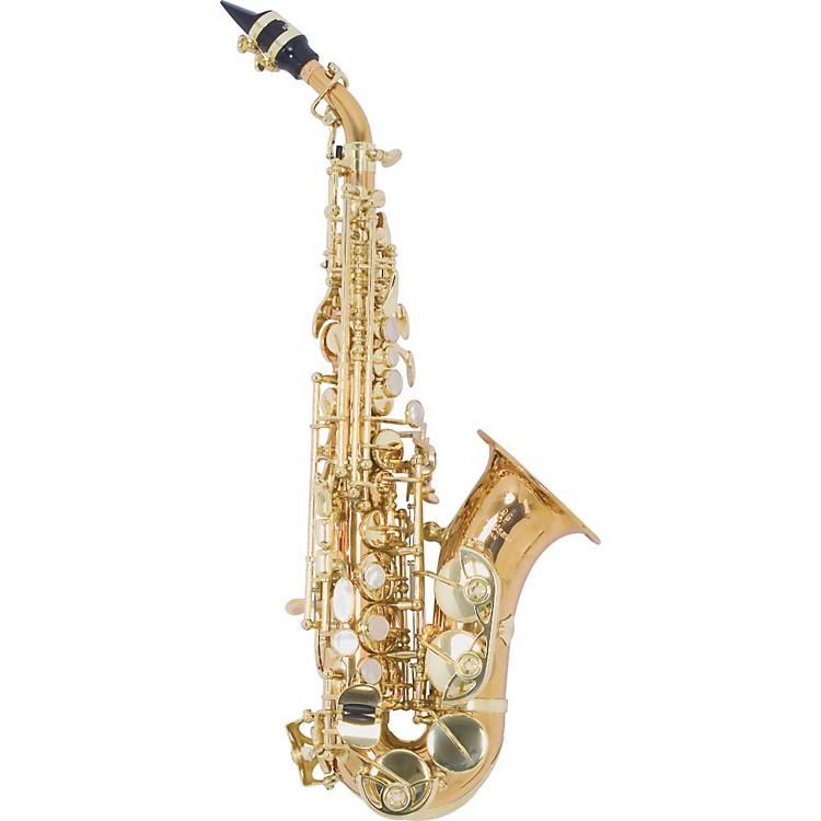 YanagisawaSC992 Bronze Curved Soprano Saxophone