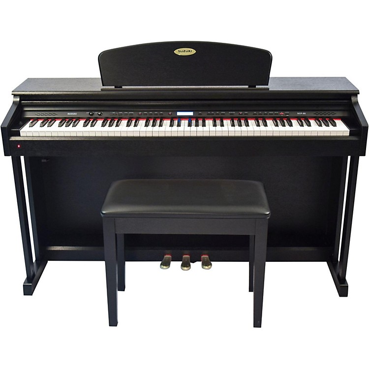 Suzuki SCP-88 Composer Piano and Bench