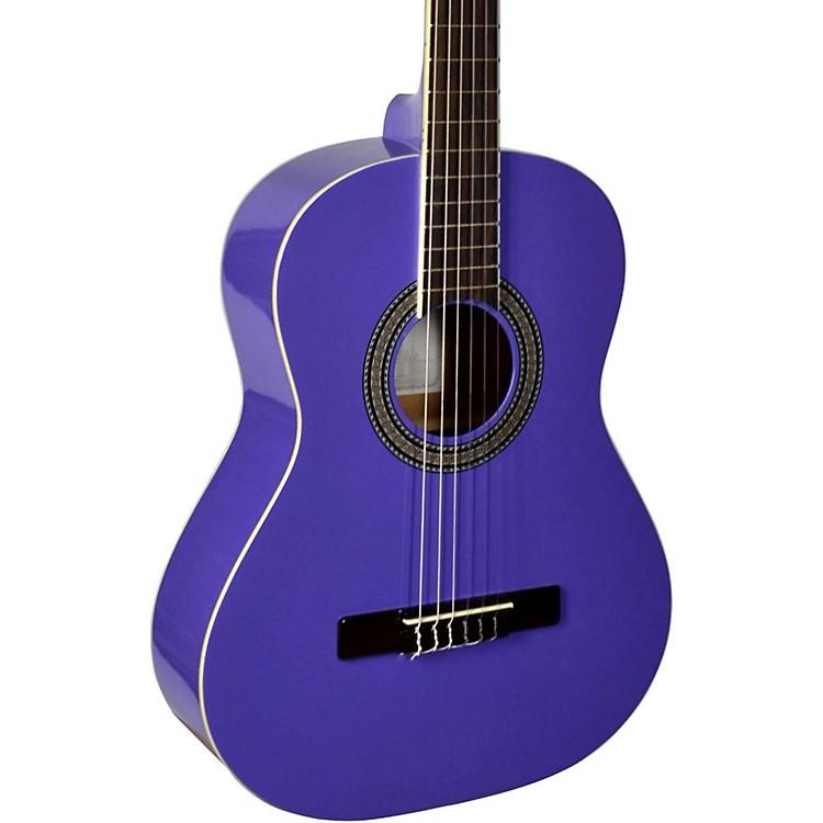 San MateoSCS6 1/2 Size Mini Classical Acoustic GuitarPurple