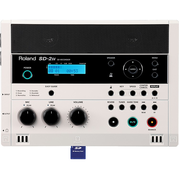 RolandSD-2u SD Recorder