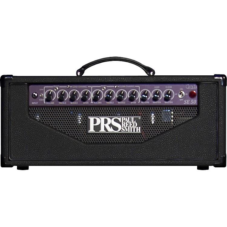 PRSSE 50 50W Tube Guitar Amp Head