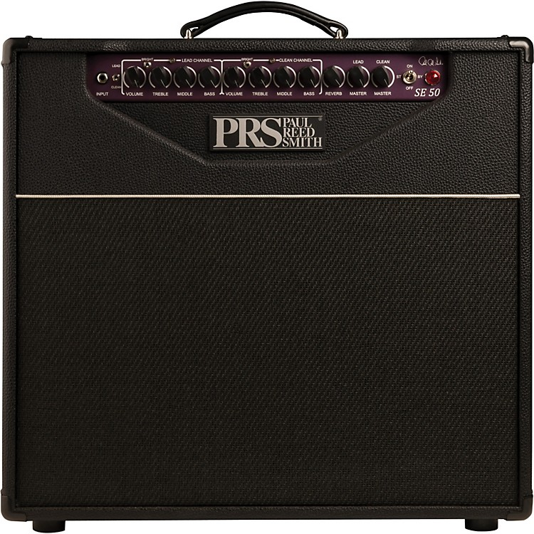 PRSSE 50 50W Tube Guitar Combo Amp