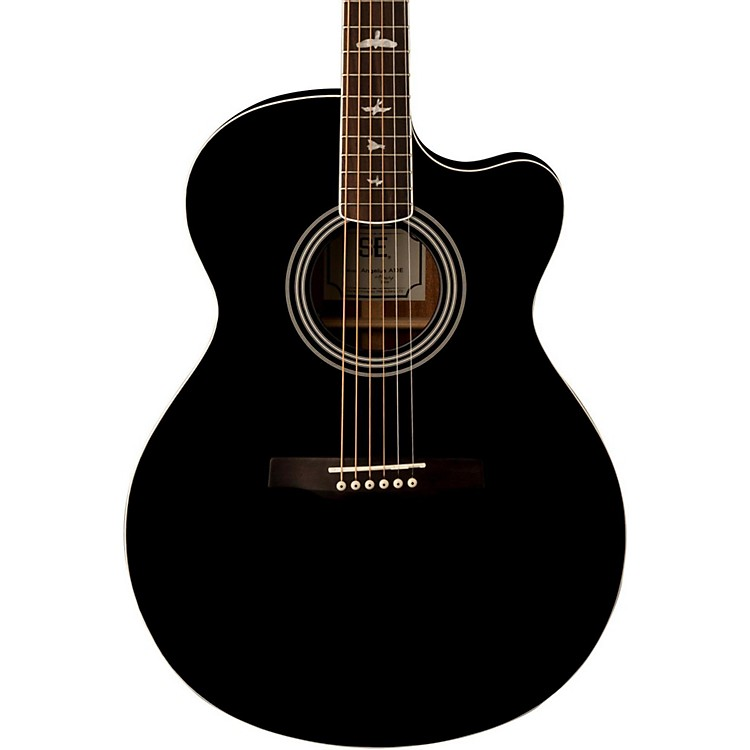 PRS SE Angelus A10E Acoustic-Electric Guitar Black